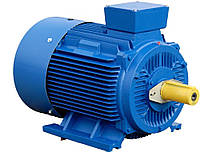 Электродвигатель трехфазный АИР 71 В2 (1,1кВт/3000об/мин) 220/380В