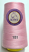 Швейные нитки №151 40/2 полиэстер Kiwi Киви 4000ярдов, фото 1