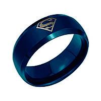 """Кольцо из нержавеющей стали, """"Супермен"""", 1046КЖ"""