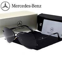 Мужские солнцезащитные очки с логотипом Mercedes-Benz, фото 1