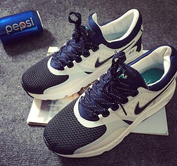 8e5c821b25f6d2 Кроссовки женские Nike Air Max 90 Zero Navy\White