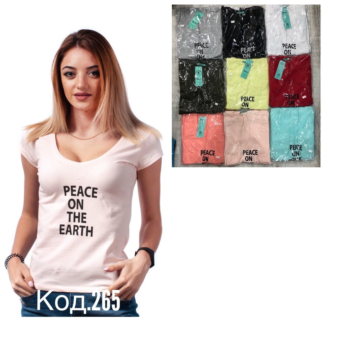 Качественная Женская футболка Купить Оптом