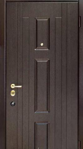 """Входная дверь для улицы """"Портала"""" (Элит Vinorit) ― модель Нью-Йорк"""