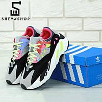 Женские кроссовки в стиле Ad*das Yeezy Boost 700 colors , фото 1