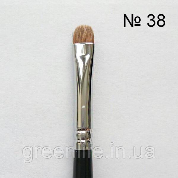 Cinecitta,Кисть для растушевки теней, синтетика, №38 (код товара 624), Чинечита, Италия