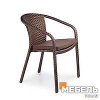Мебель из ротанга, Стул Джаз. Стулья для кафе, бара, ресторана, от производителя оптом. Для сада