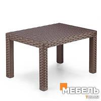 Стол из искусственного ротанга купить,Сахара Мебель из ротанга, столы для кафе, террасы, сада.