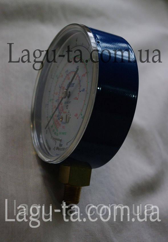 Манометр низкого давления для r12,r134a, R22a, ITE
