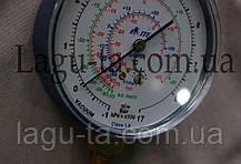 Манометр низкого давления для r12,r134a, R22a, ITE, фото 3