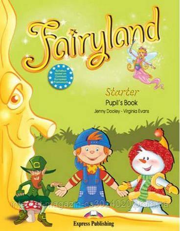 FAIRYLAND STARTER PUPIL'S BOOK ISBN: 9781846799853, фото 2