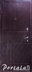 """Входные двери для квартиры """"Портала"""" (серия Комфорт) ― модель Неаполь 2"""