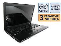 Ноутбук Asus X54H 15.6 (1366x768) / Intel Core i3-2310M (2x2.1GHz) / Radeon HD 7470M / RAM 4Gb/ HDD 320Gb / АКБ 1 ч. 40 мин. / Сост. 9/10 БУ