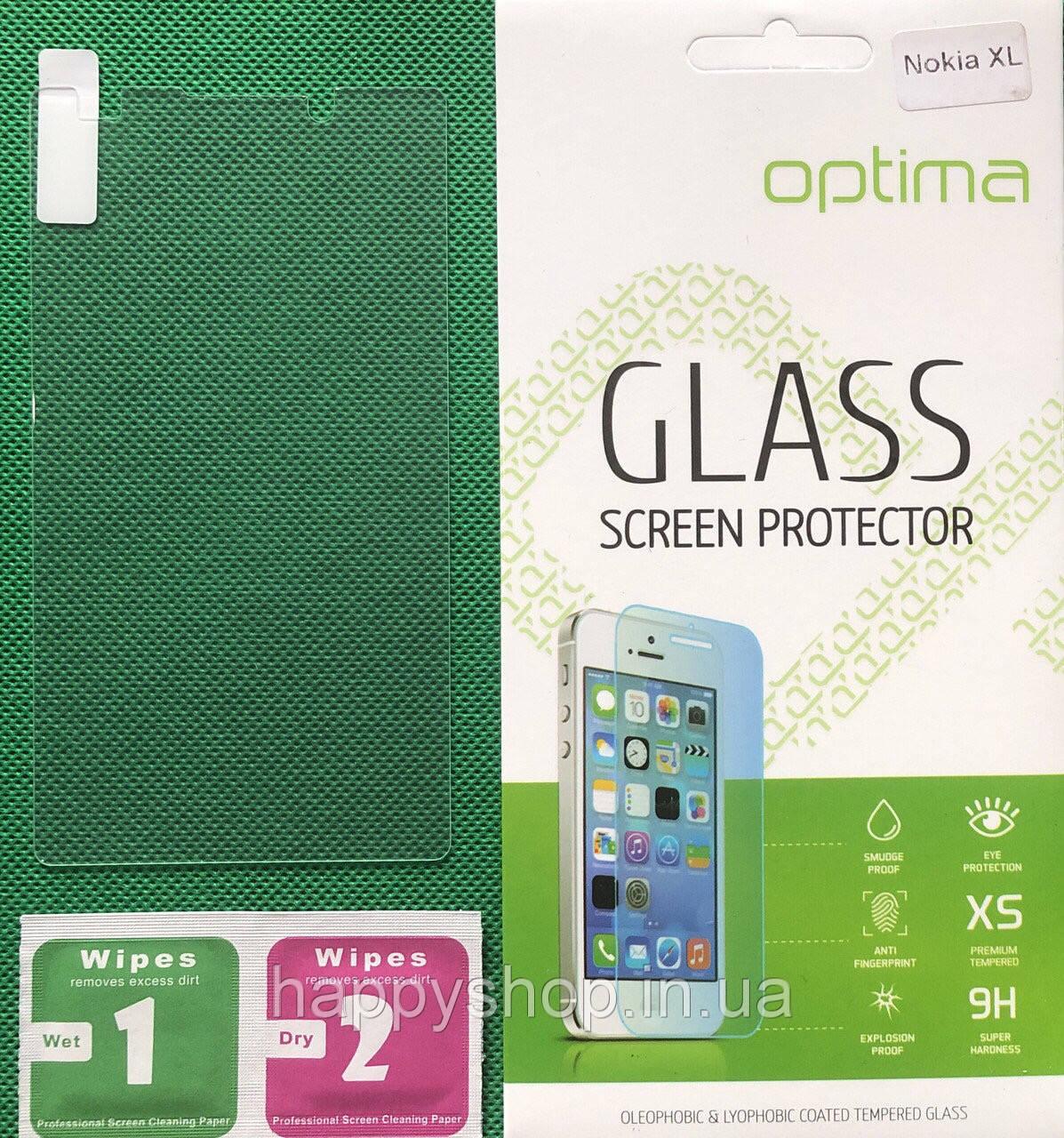 Защитное стекло Nokia XL (RM-1030)