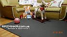 Детский теплый коврик Kiddy 2000х1500х10мм, фото 5