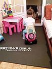 Детский теплый коврик Kiddy 2000х1500х10мм, фото 4