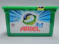 ARIEL Kaps 38 Żel Alpine Аріель 38шт, капсули для прання