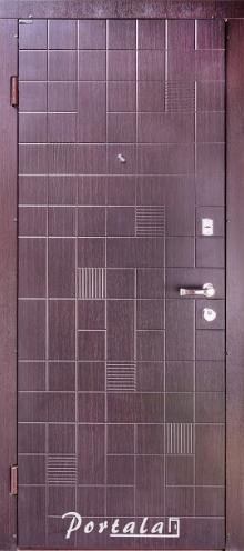 """Входная дверь """"Портала"""" (серия Элит) ― модель Каскад"""
