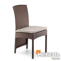 Меблі зі штучного ротанга, Стілець Елегант. Ротангові для кафе, барів, ресторанів