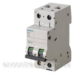 5SL6202-7 Автоматический выключатель SIEMENS