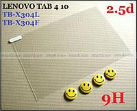 Защитное стекло Mietubl 2.5d для Lenovo Tab 4 10 tb x304L (LTE) x304F (WI-Fi) олеофобное 9H