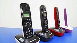 Радиотелефон Panasonic KX-TGA161RU- Б/У