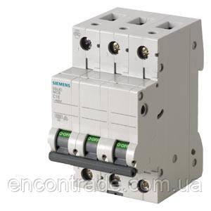 5SL6310-7 Автоматический выключатель SIEMENS