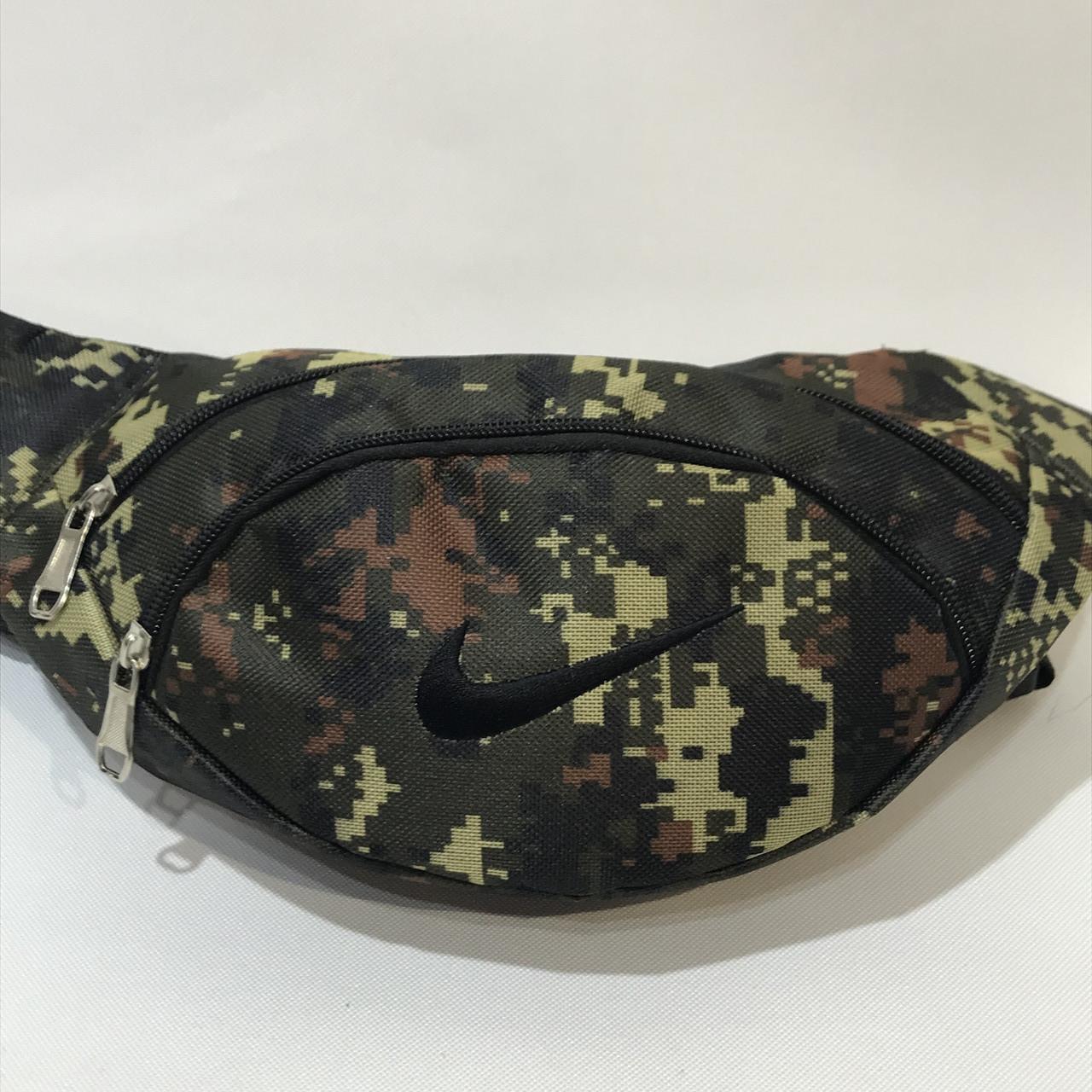 Поясная сумка тактическая  Nike / реплика