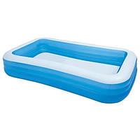 Детский надувной бассейн Intex 58484 прямоугольный, фото 1