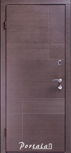 """Входная дверь для улицы """"Портала"""" (Элит Vinorit) ― модель Калифорния"""