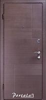 """Входная дверь для улицы """"Портала"""" (Элит Vinorit) ― модель Калифорния, фото 1"""
