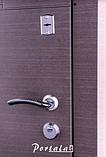 """Вхідні двері для вулиці """"Порталу"""" (Еліт Vinorit) ― модель Каліфорнія, фото 2"""