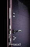 """Входная дверь """"Портала"""" (серия Элит) ― модель Калифорния, фото 3"""