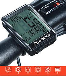 Беспроводной велокомпьютер INBIKE IC321