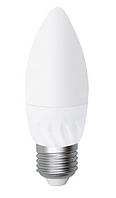 "Светодиодная лампа ""свеча"" E27 7W Electrum LC-12"
