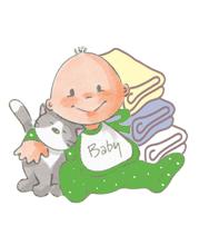 Детские полотенца разные