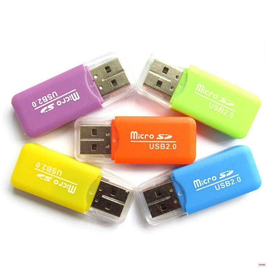 Картридер MicroSD