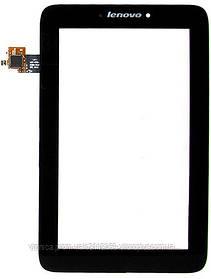 Тачскрин (сенсор) Lenovo A2107, A2207, 7 (p/n:MCF-070-0388-V5.0 STE 3612), black (черный)