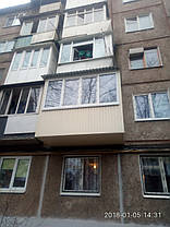 Установка балкона под ключ, фото 3