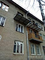 Расширение балконов, фото 2