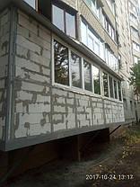 Расширение балконов, фото 3
