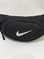 Поясная сумка  Nike / реплика черная, фото 1