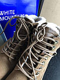 Натуральные зимние ботинки megasale White Mountain, фото 8