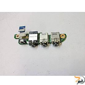 Audio плата з ІЧ портом для ноутбука HP Touchsmart TX2-1000, DA0TT8AB8D4, Б/В.