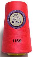 Швейные нитки №1169 40/2 полиэстер Kiwi Киви 4000ярдов