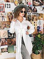 Рубашка длинная белая, арт.1041, фото 1