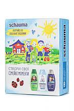 Подарочный набор Schauma Семейные ценности Шампунь 250 мл + 250 мл + 250 мл