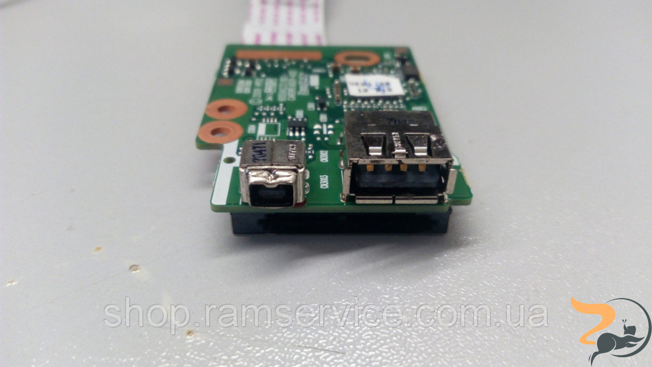 USB плата Firevire 4pin iLINK для ноутбука HP ProBook 6555b, б/в