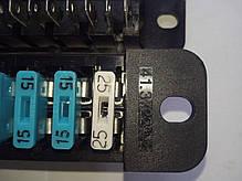 Блок-колодка евро на 11 предохранителей ВАЗ-2106 АВАР, фото 3