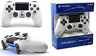 Геймпад бездротовий PlayStation Dualshock v2 Glacier White