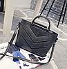 """Женская повседневная сумка """"Барышня Gray"""""""